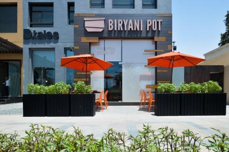 Biryani-Pot